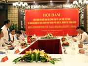 Party, procuracy officials of Lang Son, Guangxi share experience