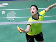 Vietnam snatch second win at Sudirman Cup