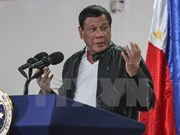Philippine President: Martial law in southern region could last a year