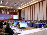 ASEAN senior officials seek measures for trans-national crimes