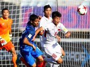 U20 World Cup: Vietnam lose 4-0 to France