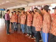 Indonesia releases Vietnamese boats, fishermen