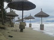 EU, France support Vietnam to tackle coastal erosion