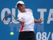 VN's tennis star loses in Singapore F1's semis