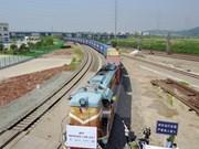 Laos, China speed up construction of cross-border railway