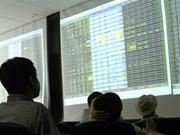 Stocks grow slower on profit-taking