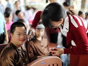 Festival for children with disabilities held in HCM City