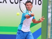 Ly Hoang Nam loses in doubles, to focus on singles