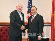 PM hosts US trade representative, agriculture secretary