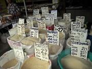 Price of Thai rice reaches 425 USD per tonne on global market