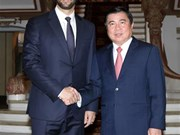 HCM City leader hosts Slovak Deputy Prime Minister