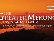 Thailand hosts Euromoney 2017 Greater Mekong Investment Forum