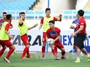 Vietnam climbs five spots in FIFA rankings