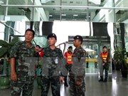 Thailand: Weapons found in parcels in Bangkok