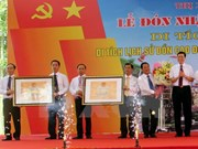 Quang Ninh: two historical places named national relic sites