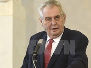 Czech President's visit aims to tighten bilateral ties