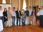 General Association of Vietnam-Belgium convenes congress