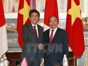Vietnam, Japan issue joint statement on deepening partnership