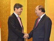 Prime Minister meets Japanese party, local leaders