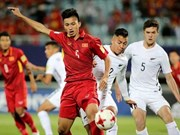 Vietnamese player in Asian best 11 at U20 World Cup