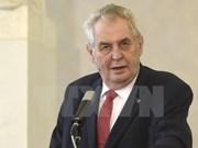 Czech President starts State visit to Vietnam