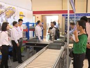 Industrial, manufacturing fair kicks off in Binh Duong