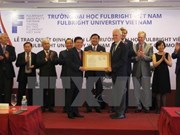 Fulbright University Vietnam announces US Govt's funding