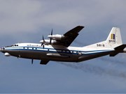 Debris from Myanmar military plane found in sea