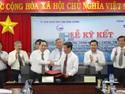 VNA, Binh Duong shake hands in communications