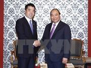 Prime Minister Nguyen Xuan Phuc begins visit to Osaka