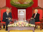 Party leader urges stronger Vietnam-Czech Republic collaboration