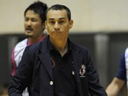 Spaniard Rodrigo to coach Vietnamese futsal team
