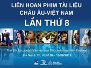 Eighth Europe-Vietnam documentary film festival opens in HCM City