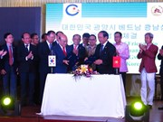 Quang Nam, RoK's Gwangyang city ink cooperation deal