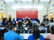 Vietnam helps Lao journalists enhance writing skills