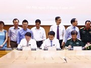 Hanoi, Vietnam News Agency ink cooperation deal