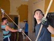 US teachers, students take part in field trip to Vietnam
