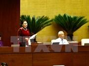 NA starts Q&A sessions at third meeting
