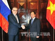 Vietnam, Russia hold strategic dialogue, political consultation
