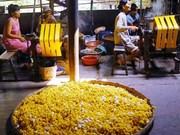 Vietnam silk yet to thread its way to world fame