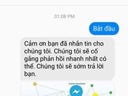 Taxi booking service via Facebook Messenger launched