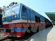 Freight train route links Vietnam with southwest China