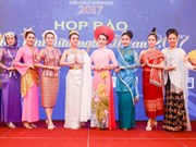 Miss Friendship ASEAN 2017's finale takes place in Phu Yen