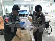 Thailand arrests suspect of military hospital bombing