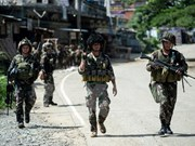 Philippines arrests senior member of IS-backed Maute group