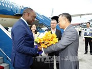Haitian Senate leader begins official visit to Vietnam