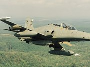 Wreckage of missing Malaysian fighter jet found