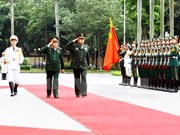 Vietnam, China seek ways to foster defence cooperation