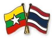 Thai, Myanmar sister cities discuss trade ties