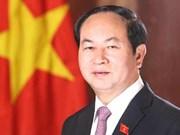 President Tran Dai Quang to visit Russia, Belarus
